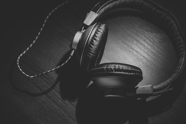 Headphones, Kopfhörer, Musik